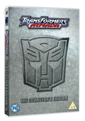 Transformers Armada: The Collector's Edition DVD NEW