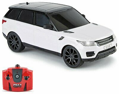 Radio Controlled Range Rover 1:24 Scale - White  2.4GHZ