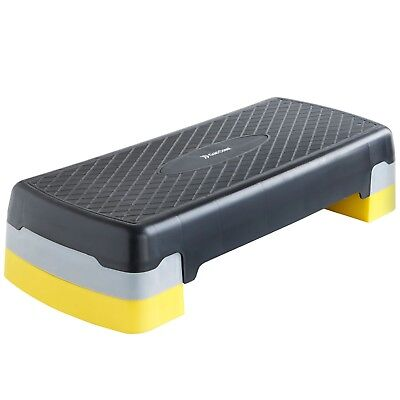 Gold Coast Aerobic Stepper Cardio Fitness Home Gym Exercise Step Block Board
