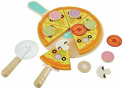 Chad Valley Wooden Pizza