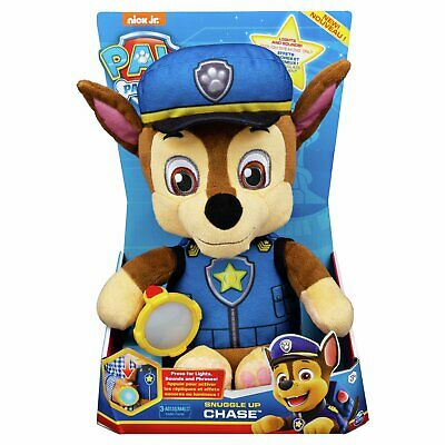 PAW Patrol Snuggle Up Pups Chase