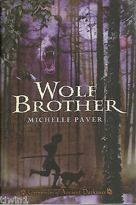 Wolf Brother By Michelle Paver Chronicles Of Ancient Darkness Hb/Dj  2004 Edit