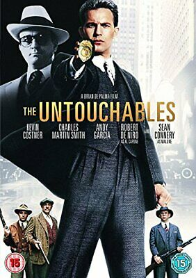 The Untouchables  DVD (1987) Sean Connery