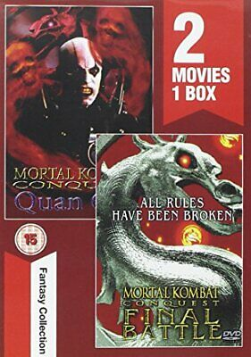 Mortal Kombat Conquest: Final DVD (1986)  New