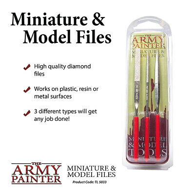 The Army Painter BNIB Miniature and Model Files (2019) APTL5033