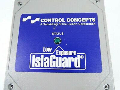 Control Concepts Il240D50 Electronic-Grade Surge Protective Device