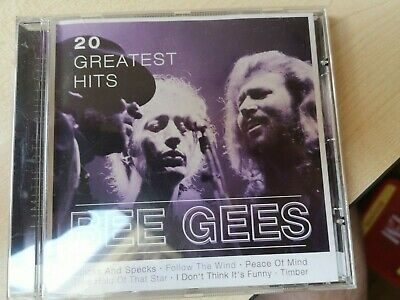 20 Greatest Hits-Limitierte von The Bee Gees (2016)