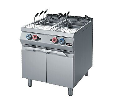 MVP Group AX-GPC-2 Gas Pasta Cooker