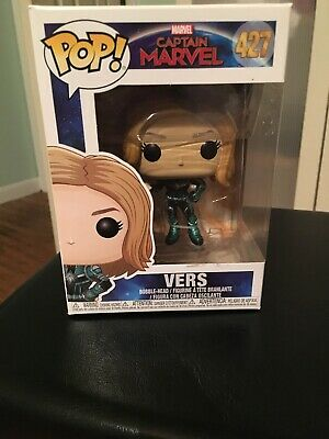 captain marvel: Vers - funko pop - 427