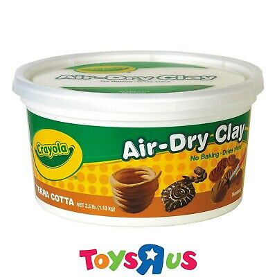 Crayola 1.13kg Air Dry Clay - Terracotta