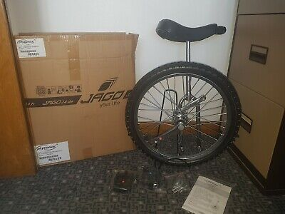 """Instructional Book optional 20/"""" Indy Trainer Unicycle 4 Colours Available"""
