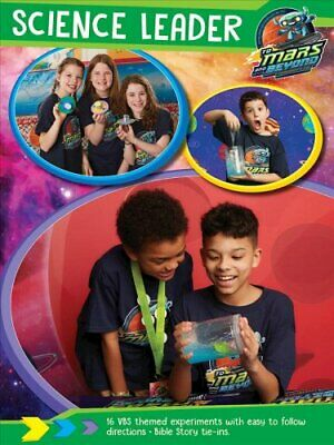 Vacation Bible School (Vbs) 2019 to Mars and Beyond Science Lea... 9781501868283