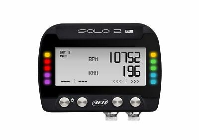 AiM SOLO 2 DL OBDII GPS Lap Timer & DATA System