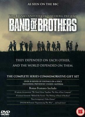 Band Of Brothers DVD Box Set Complete Collection (6 Discs) Complete Series