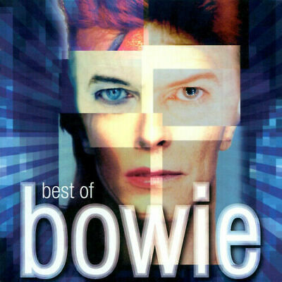David Bowie Greatest Hits (CD) Ultimate Collection The Best Of David Bowie