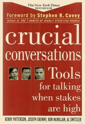 Crucial Conversations: Tools for Talking When Stakes Are High PDF & kindle book