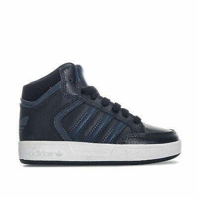 adidas originals varial mid junior trainers