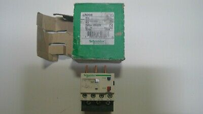 New! Schneider Electric TeSys LRD08 Relay Overload 2.5-4 A  034678