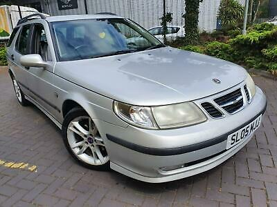 Saab 9-5 2.2 TiD auto 2005 Linear Sport A GREAT EXAMPLE OF THE SAAB ESTATE!