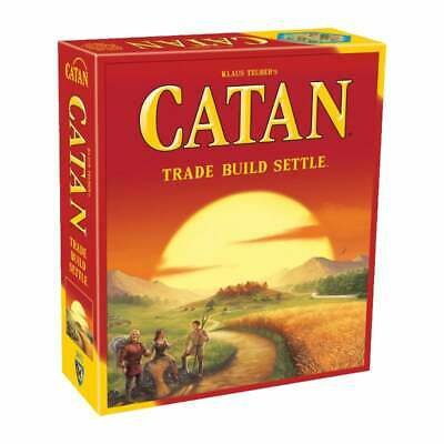 Settlers of Catan Board Game5th Edition