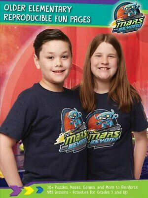 Vacation Bible School (Vbs) 2019 to Mars and Beyond Older Eleme... 9781501869082
