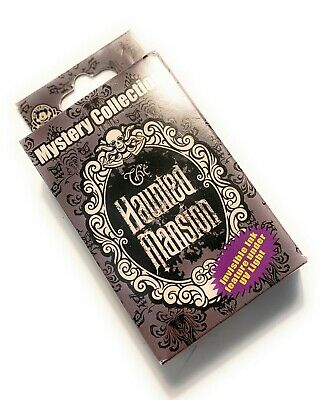 Disney Parks Haunted Mansion 2 Pin Mystery Pack Box Sealed - NEW