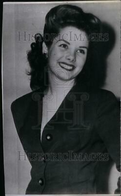 RT378 ACTRESS COLLEEN TOWNSEND PIN UP 8X10 PUBLICITY PHOTO