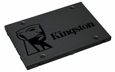 Kingston Digital Desktop Notebook 120GB A400 SATA 3 2.5 Solid State Hard Drive