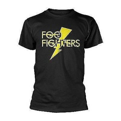 Nuevo Oficial Foo Fighters - Lightning Strike Camiseta