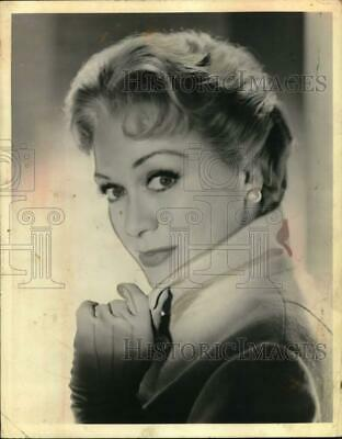 1960 Press Photo Actress Eve Arden - tup14715