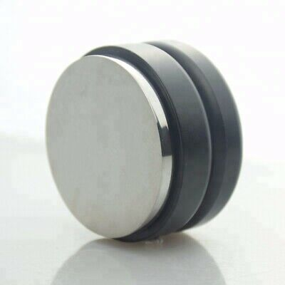 58.5mm Flat Base Coffee Puck Push Palm Tamper
