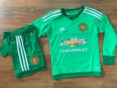 huge selection of e21ff 4f289 MANCHESTER UNITED SHIRT green yellow Newton Heath colours ...