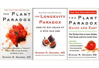 All 3 The Plant Paradox by Dr. Steven R Gundry M.D. [P.D.F]🔥🔥Fast Delivery🔥🔥