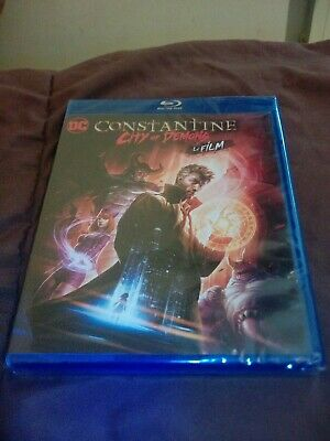 Blu-ray Constantine : City of Demons - Le Film [Blu-ray]