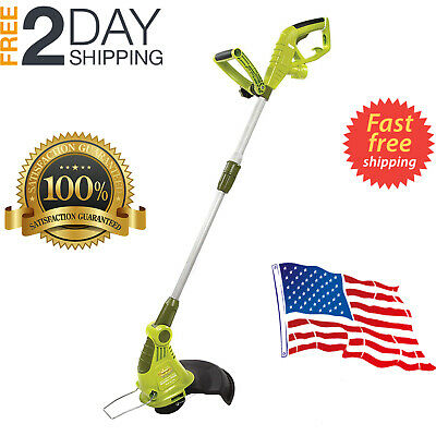 """TRJ13STE Trimmer Joe 13"""" Automatic Feed Electric String Trimmer/Edger"""