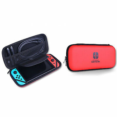 EVA Protective Bag Hard Shell Carry Case Game Card Storage For Nintendo Switch