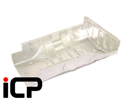 Rear Exhaust Silencer Heat Shield Fits: Subaru Impreza Turbo 92-00 WRX P1 22B