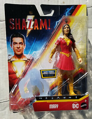 Mattel Movie 6 Inch Basic Figure DC Shazam