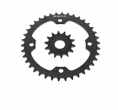 Primary Drive Rear Steel Sprocket 37 Tooth for Yamaha YFZ450R 2009-2018