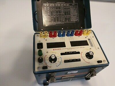 Dranetz Power System Poly-Meter 325