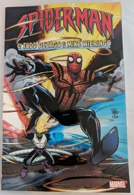 Spider-man By Todd Dezago & Mike Wieringo TPB New MARVEL Complete Collection