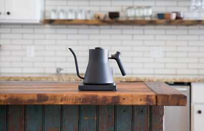 Fellow Stagg EKG+ (BLACK) Electric Pour-Over Kettle for Coffee Lovers
