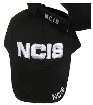 NCIS NAVAL CRIMINAL INVESTIGATIVE SERVICE EMBROIDERED HAT navy marine cap A70