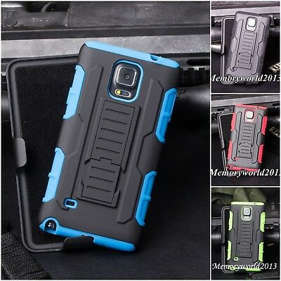 Rugged Shock Proof Heavy Duty Armor Tough Hard Case Cover For Mobile Phones UK