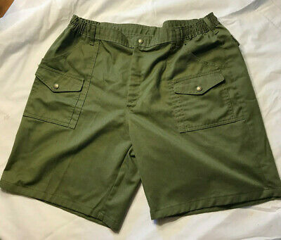 Boy Scouts of America BSA Official Uniform Shorts Men Size 40 - FREE SHIPPING
