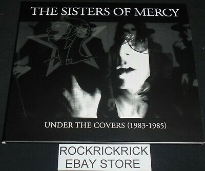 The Sisters Of Mercy - Under The Covers (1983-1985) -12 Track Cd- (Digipak) 2-5