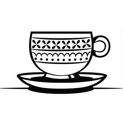 Darice Embossing Folder A2 Teacup