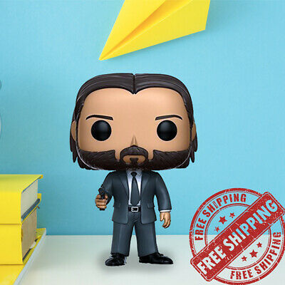 POP New Arrival John Wick #387 Vinyl Action Figures Collection Model Toys for Ch