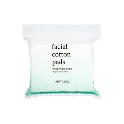 [ARITAUM] Facial Cotton Pads - 1pack (200pcs)