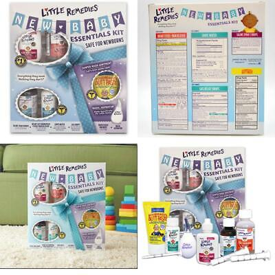 New Baby Essentials Kit For Baby Shower Gift